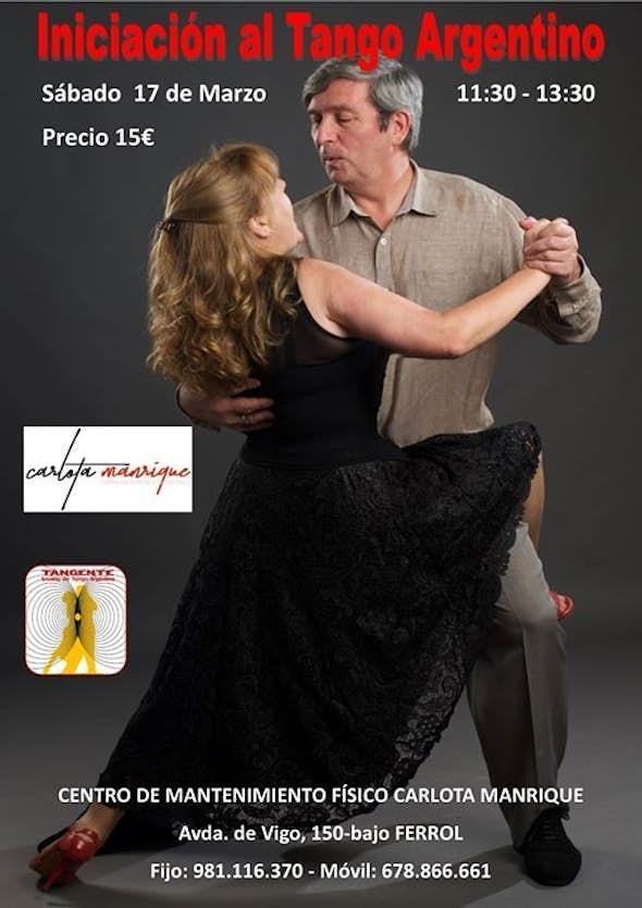 Iniciación al Tango Argentino