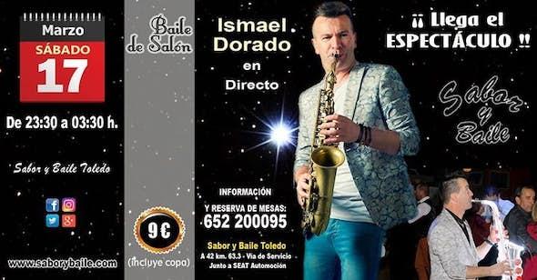 Ismael Dorado en Sabor y Baile