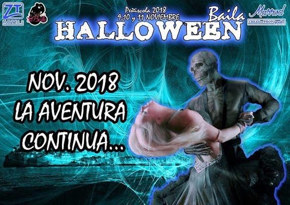 Halloween Baila 2018 (5ª Edición)
