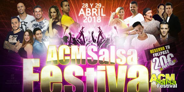 ACM Salsa Festival 2018