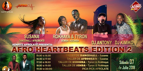 Afro Heartbeats Edition 2