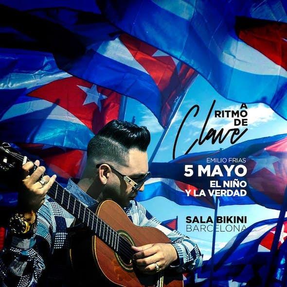 EL NIÑO Y LA VERDAD en concierto en Sala Bikini Barcelona