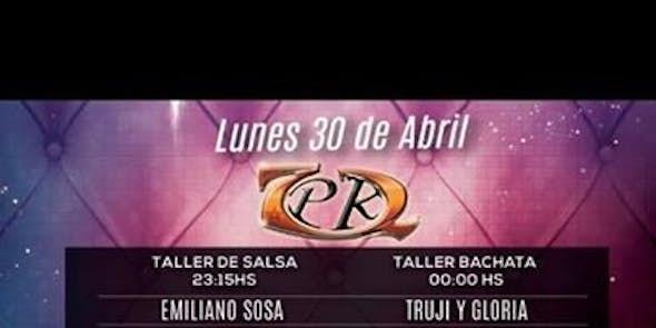 Fiesta Bailemos en 7pk2 - lunes 30 de abril (2a fiesta)