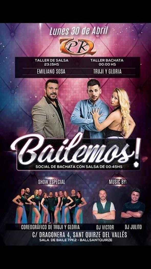 Party Bailemos at 7pk2 - Monday, April 30 (2nd party)