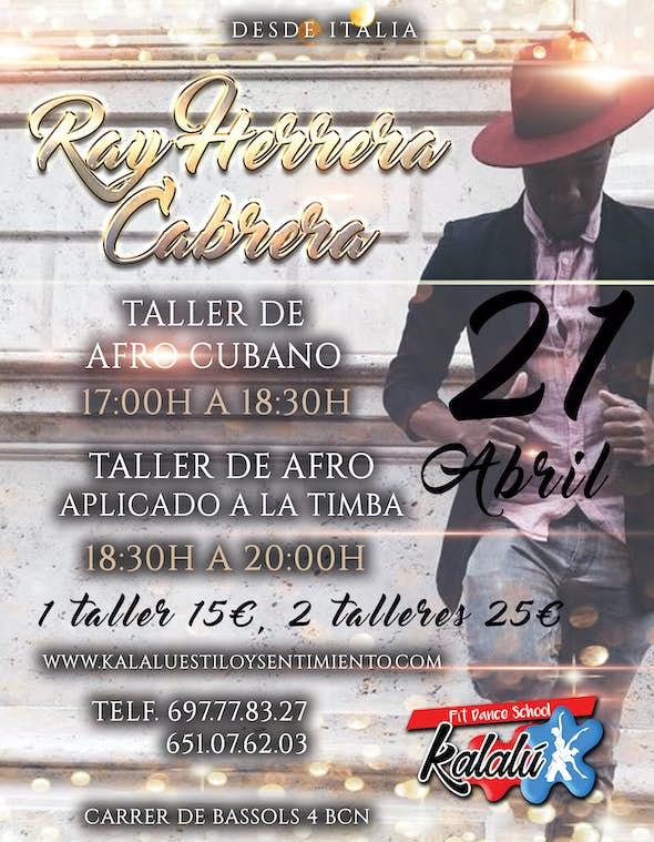 Taller Afro Cubano