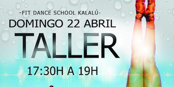 Acrobatic Salsa Workshop in Barcelona