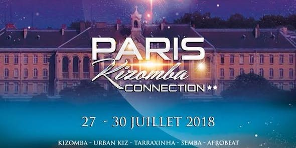 Paris Kizomba Connection 2018