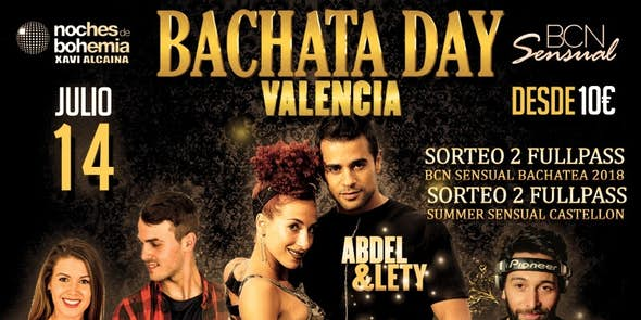 Bachata Day Valencia 2018 by BCN Sensual
