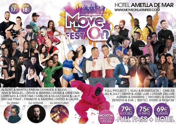 MOVE ON Latin Fest 2018