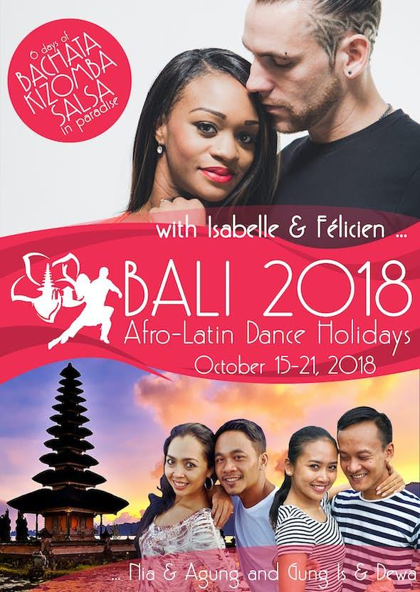 Bali Afro-Latin Dance Holidyas