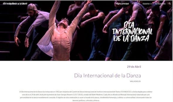 Día Internacional de la Danza en Valladolid