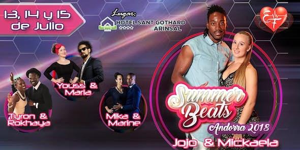 Summer Beats Andorra 2018 (2ª Edición)