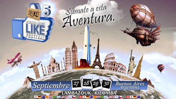 Buenos Aires Like Festival 2018 (5ª Edición)