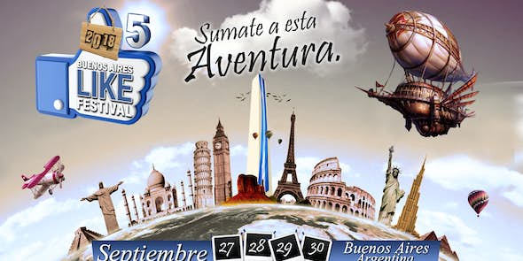 Buenos Aires Like Festival 2018 (5th Edition)