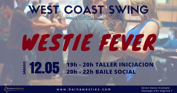 Taller y Baile Social WEST COAST SWING