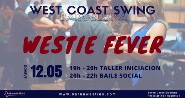 Workshop and Social Dance WEST COAST SWING
