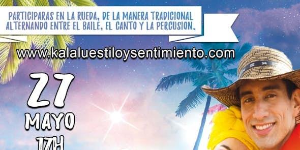 Taller Bailes Cantados Afro-Colombianos