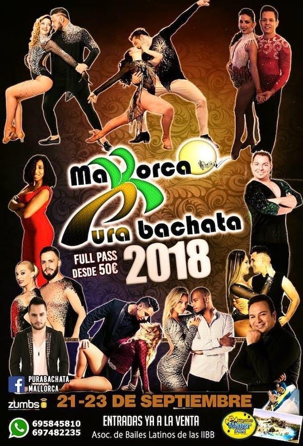 PuraBachata Mallorca Congress 2018 (8ª Edición)