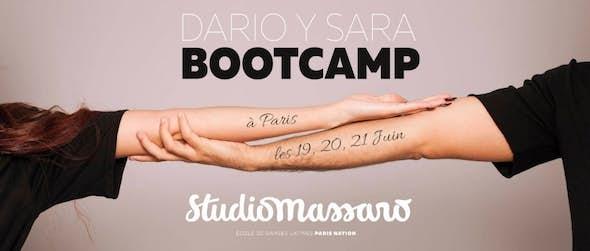 Bootcamp Bachata con Dario y Sara en Studio Massaro