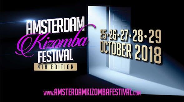 Amsterdam Kizomba Festival 2018 (4ª Edición)
