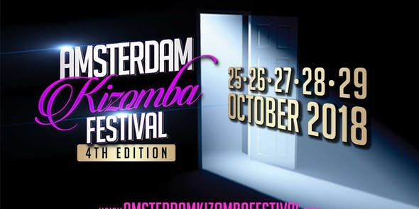 Amsterdam Kizomba Festival 2018 (4th Edition)