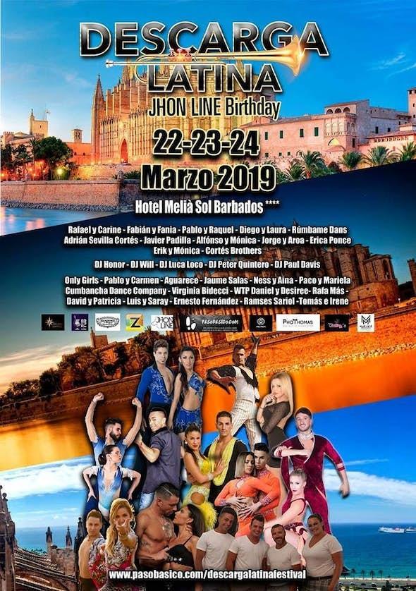 Descarga Latina Festival 2019 (2ª Edición)