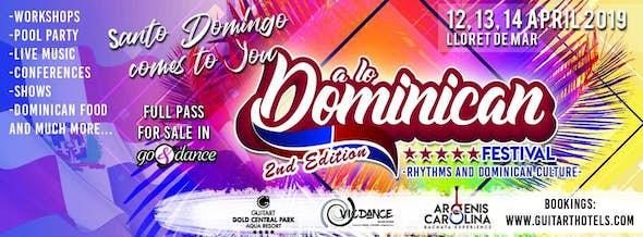 A lo Dominican Festival 2019 (2ª Edición)