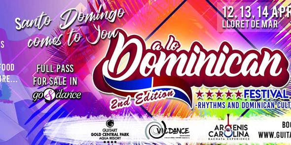 A lo Dominican Festival 2019 (2nd Edition)