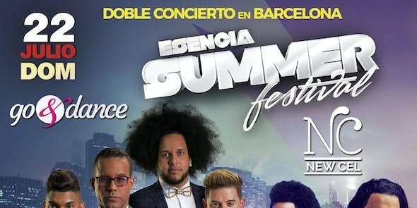 Grupo Extra y Oxu y Brey - Doble concierto en Barcelona