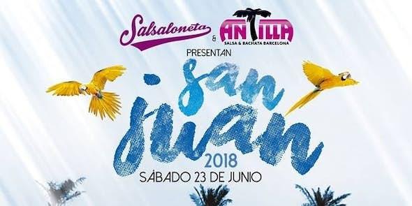 San Juan Salsaloneta 2018