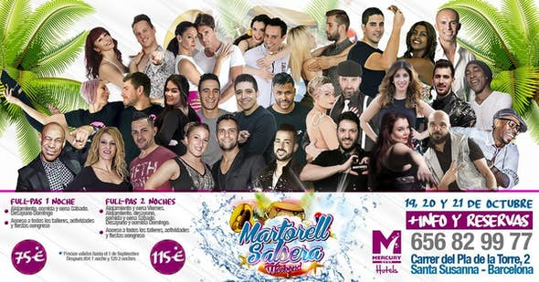 Martorell Salsera Weekend 2018 (7ª Edición)