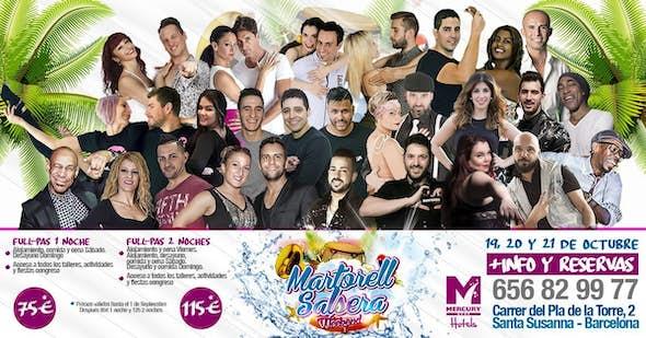 Martorell Salsera Weekend 2018 (7th Edition)