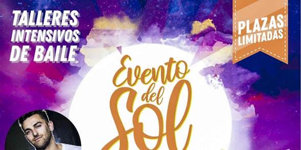 Evento del Sol - Fin de semana Intensivo en Tarragona - Salsa, Kizomba, Zouk, Flamenco y Sevillanas