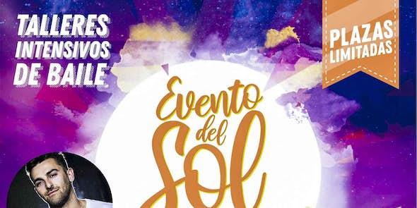 Evento del Sol - Intensive weekend in Tarragona - Salsa, Kizomba, Zouk, Flamenco and Sevillanas