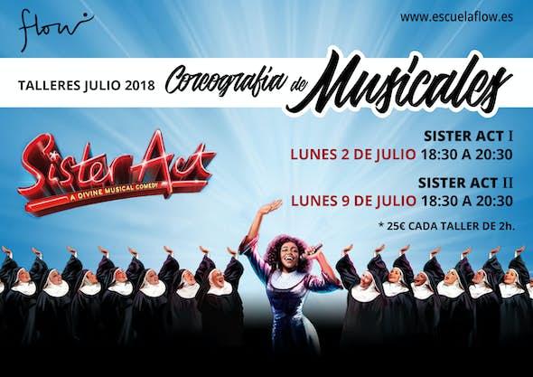 Coreografía de Musicales: Sister Act