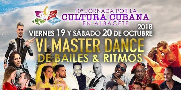 VI Master Dance de Bailes y Ritmos - Albacete 2018