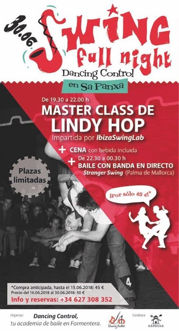 Formentera Dance Swing - Lindy Hop