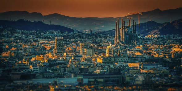Baile en Barcelona III - Intensivo Salsa, Bachata y Kizomba - Agosto 2018