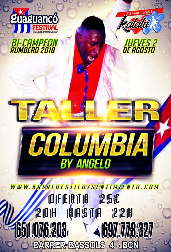 Taller Columbia