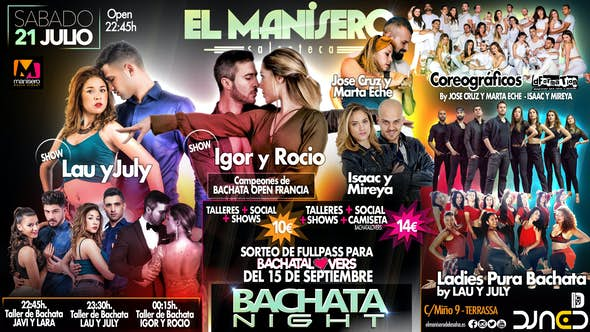 BACHATA NIGHT