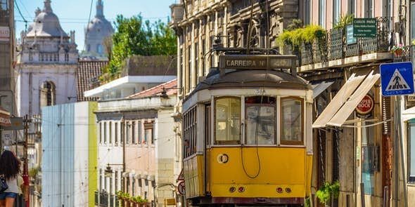 Bailando kizomba en Lisboa