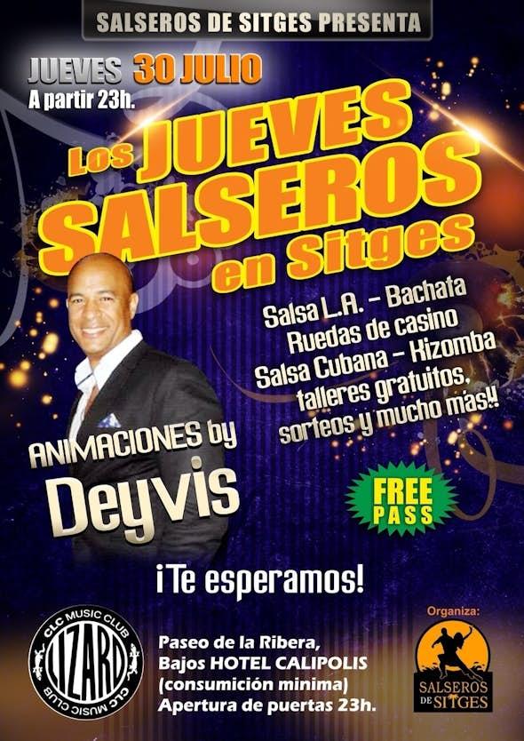 Thursdays Salseros in Sitges