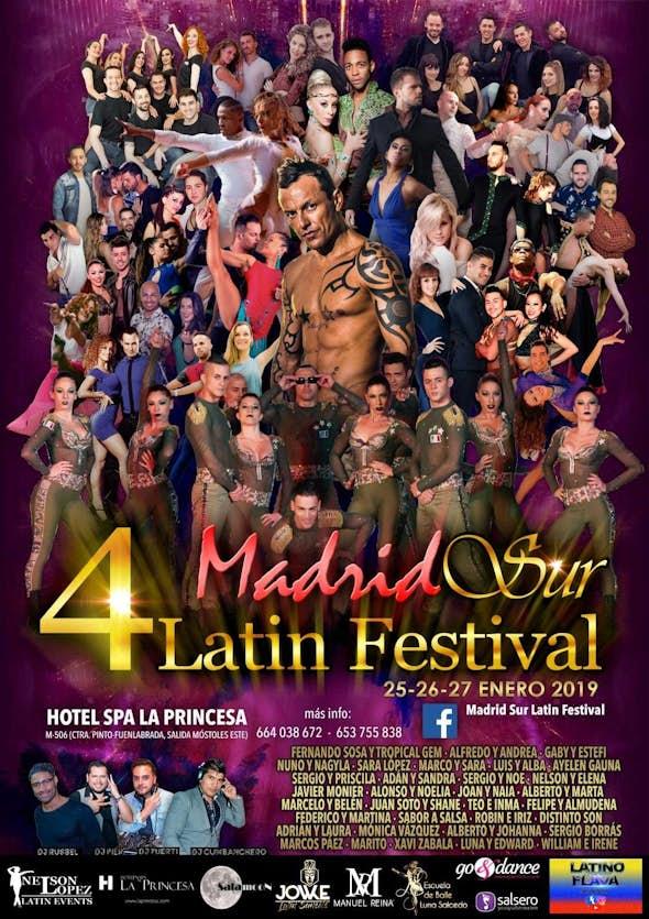 Madrid Sur Latin Festival 2019 (4ª Edición)
