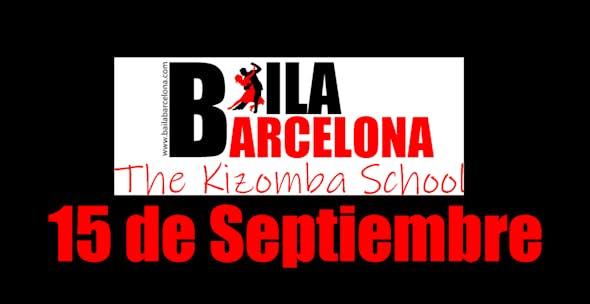 FIESTA Return to School - Kizomba/Bachata/Salsa