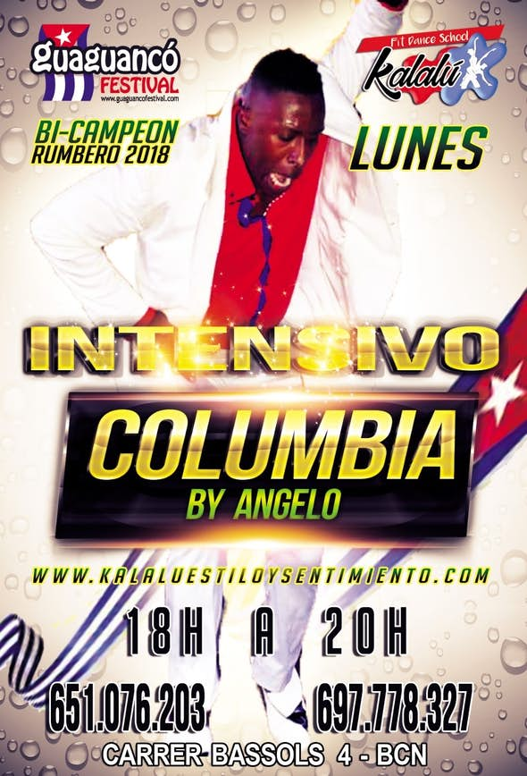 INTENSIVO RUMBA COLUMBIA