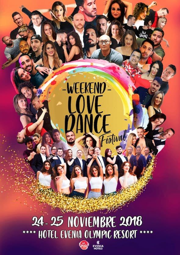 Weekend Love Dance Festival - Noviembre 2018