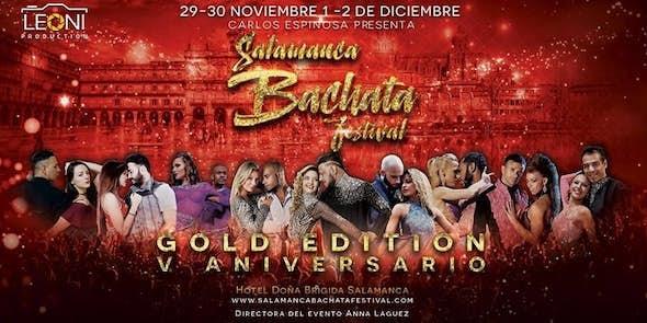 Salamanca Bachata Festival + World Bachata Fusion 2018