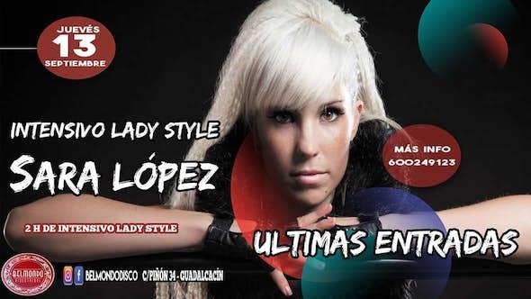 Workshop Lady Style with Sara Lopez