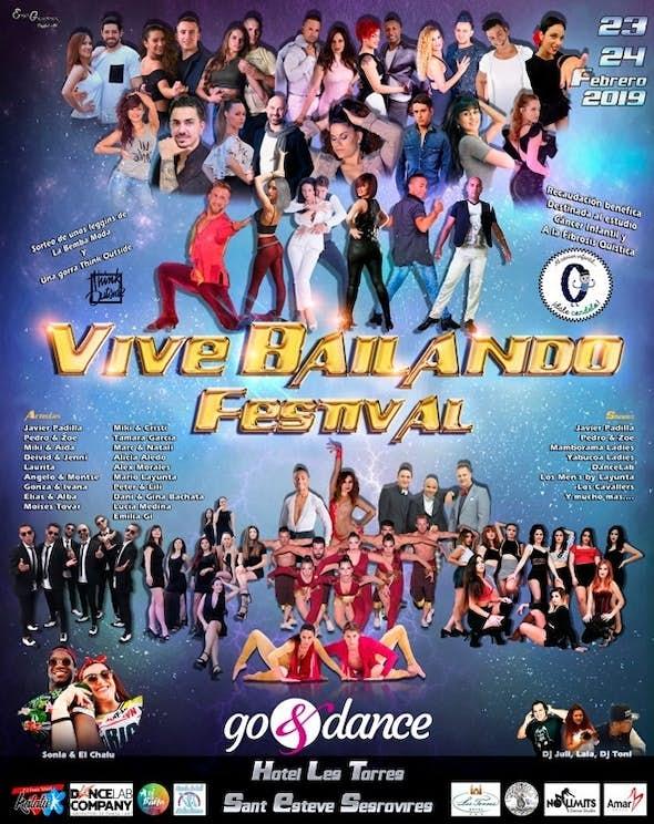 Vive Bailando Festival 2019