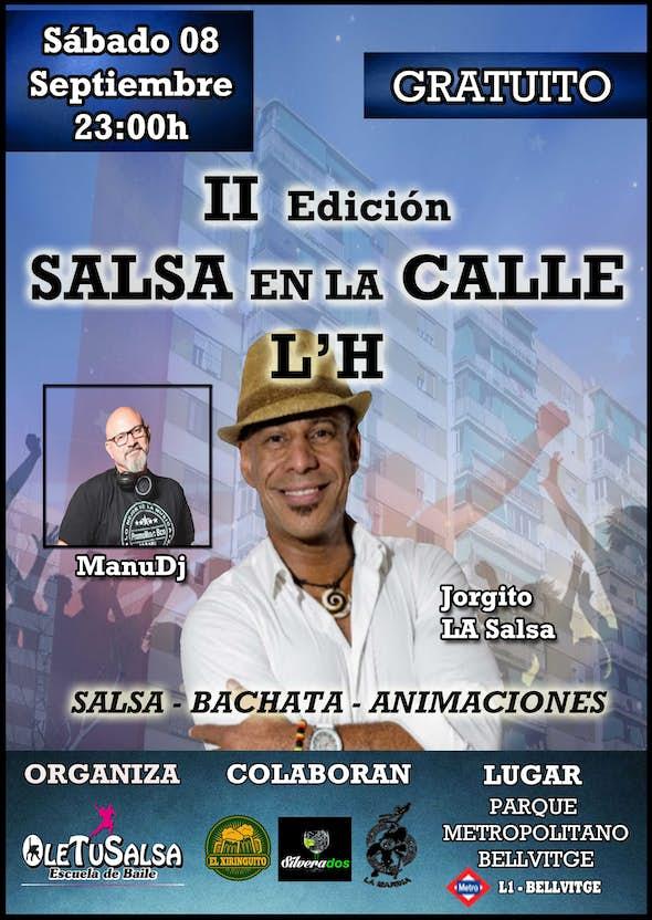 II Ed. Street Salsa L'H -Free